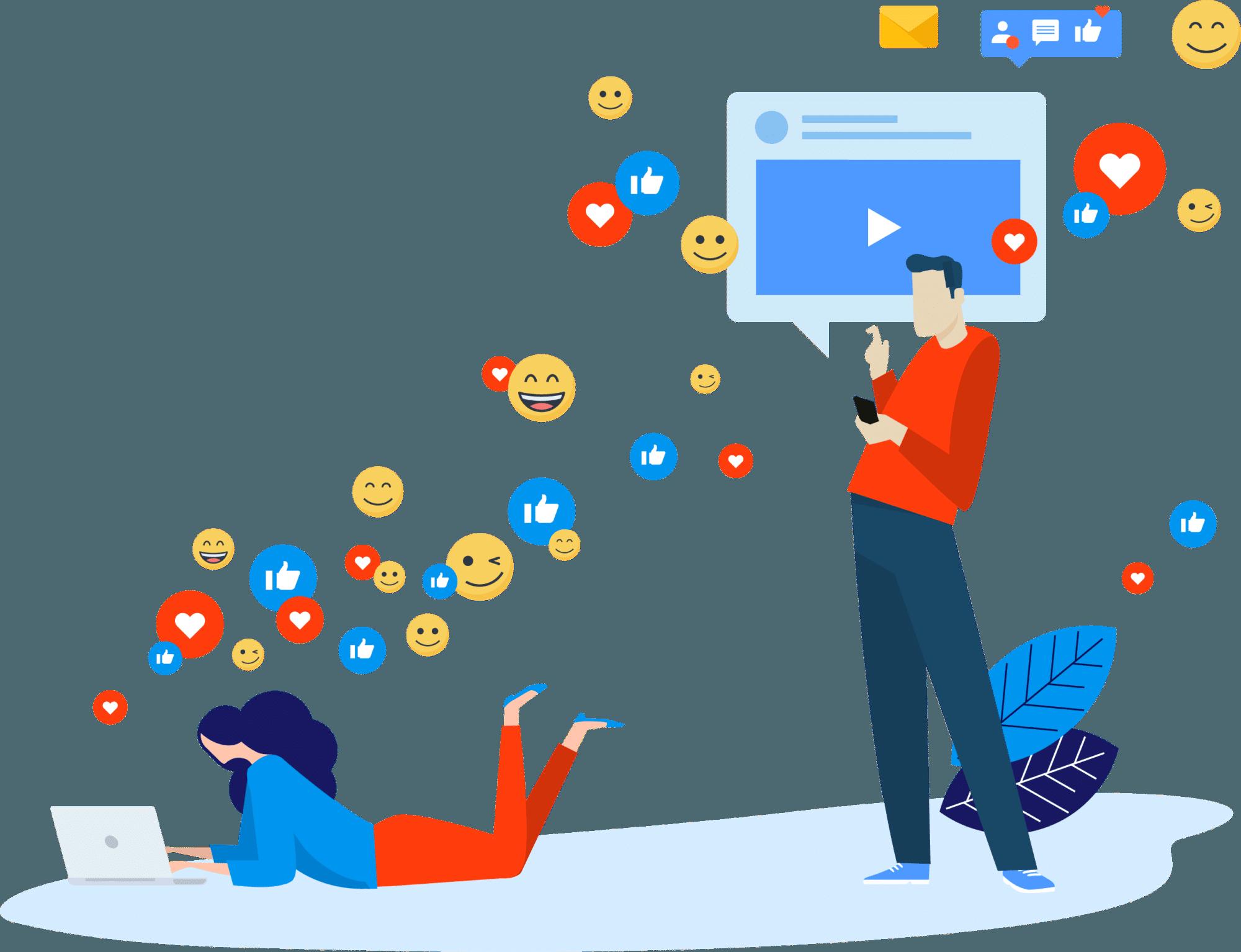 Campagne Pubblicitarie Social