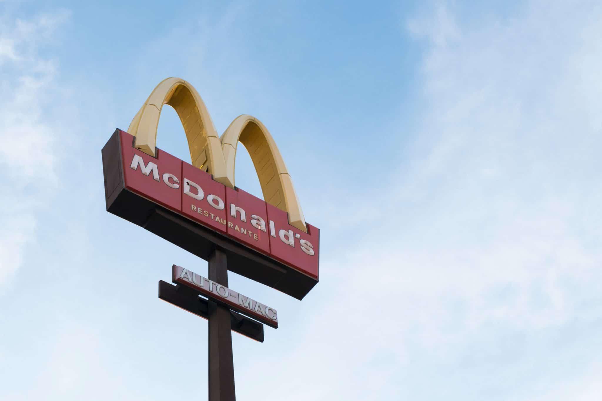 McDonald's, case study di successo
