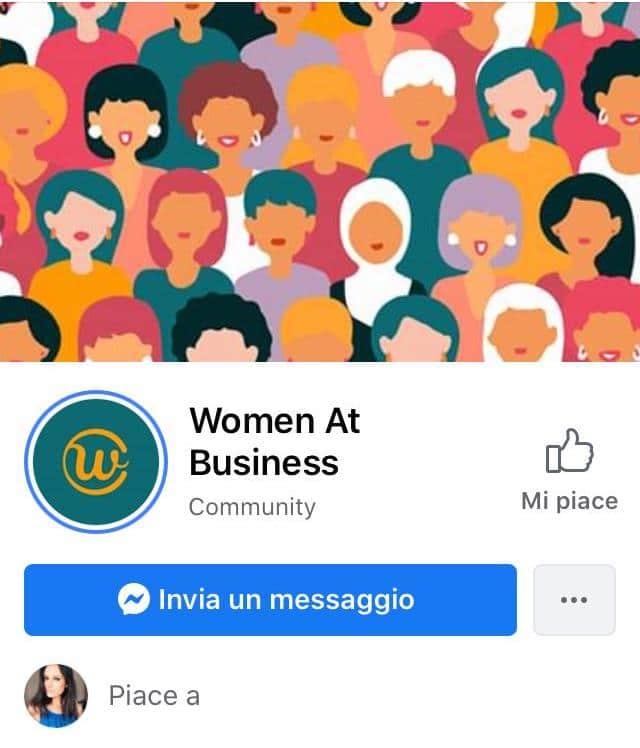 Facebook Women At Business