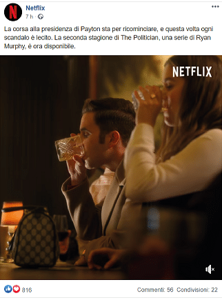 Content strategy Netflix