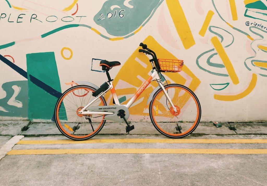 Mobike - Il trend del momento? Bicicletta e bike sharing!