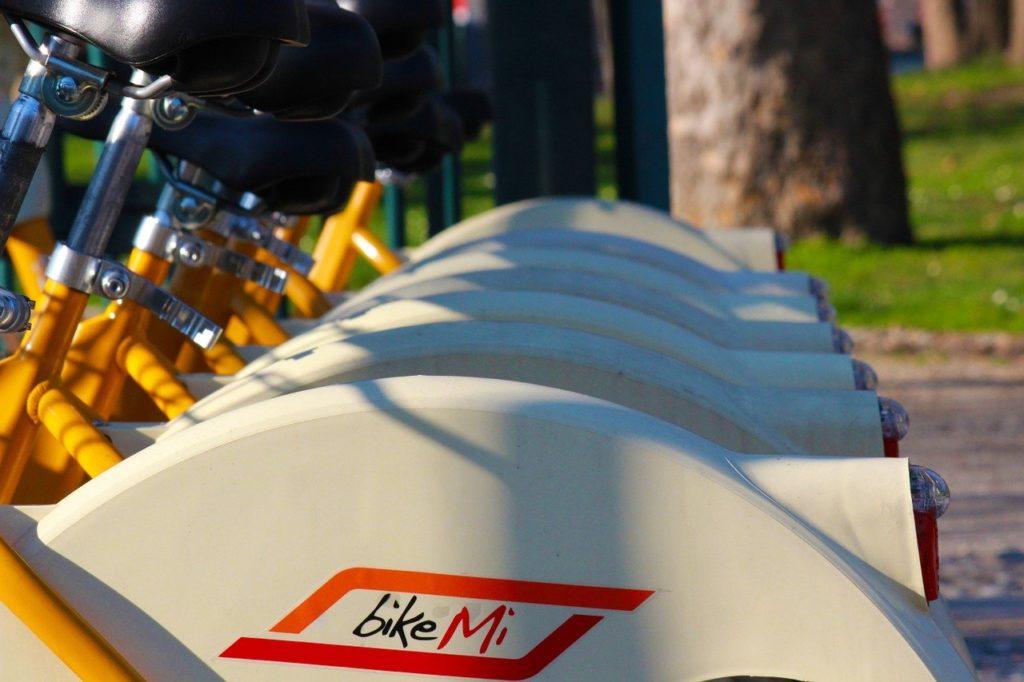 BikeMi - Il trend del momento? Bicicletta e bike sharing!