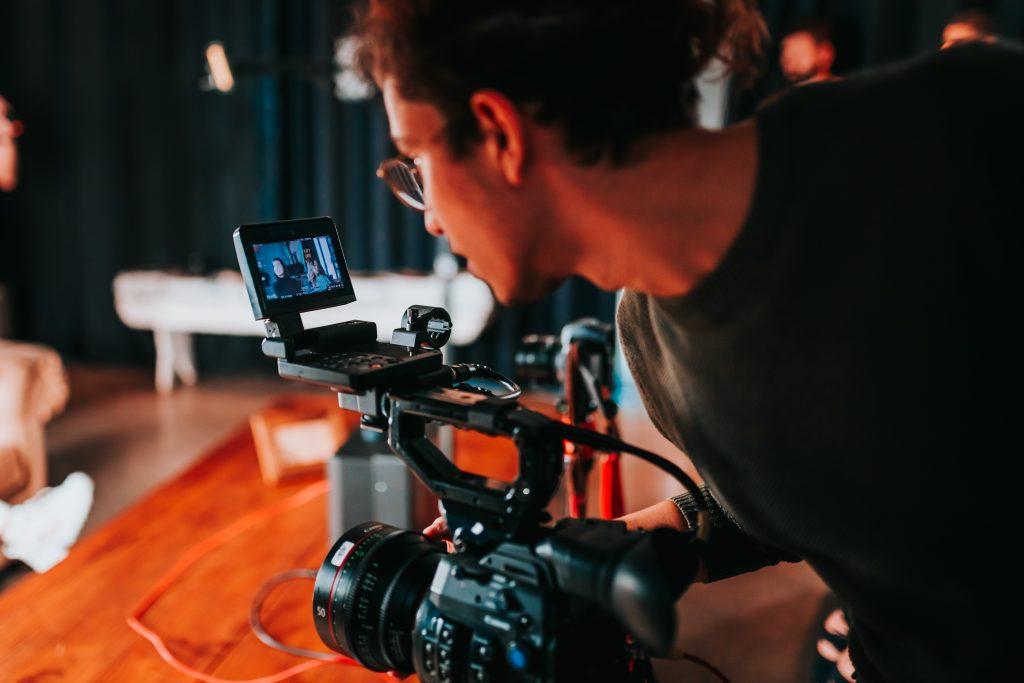 produzione video reflex monitor