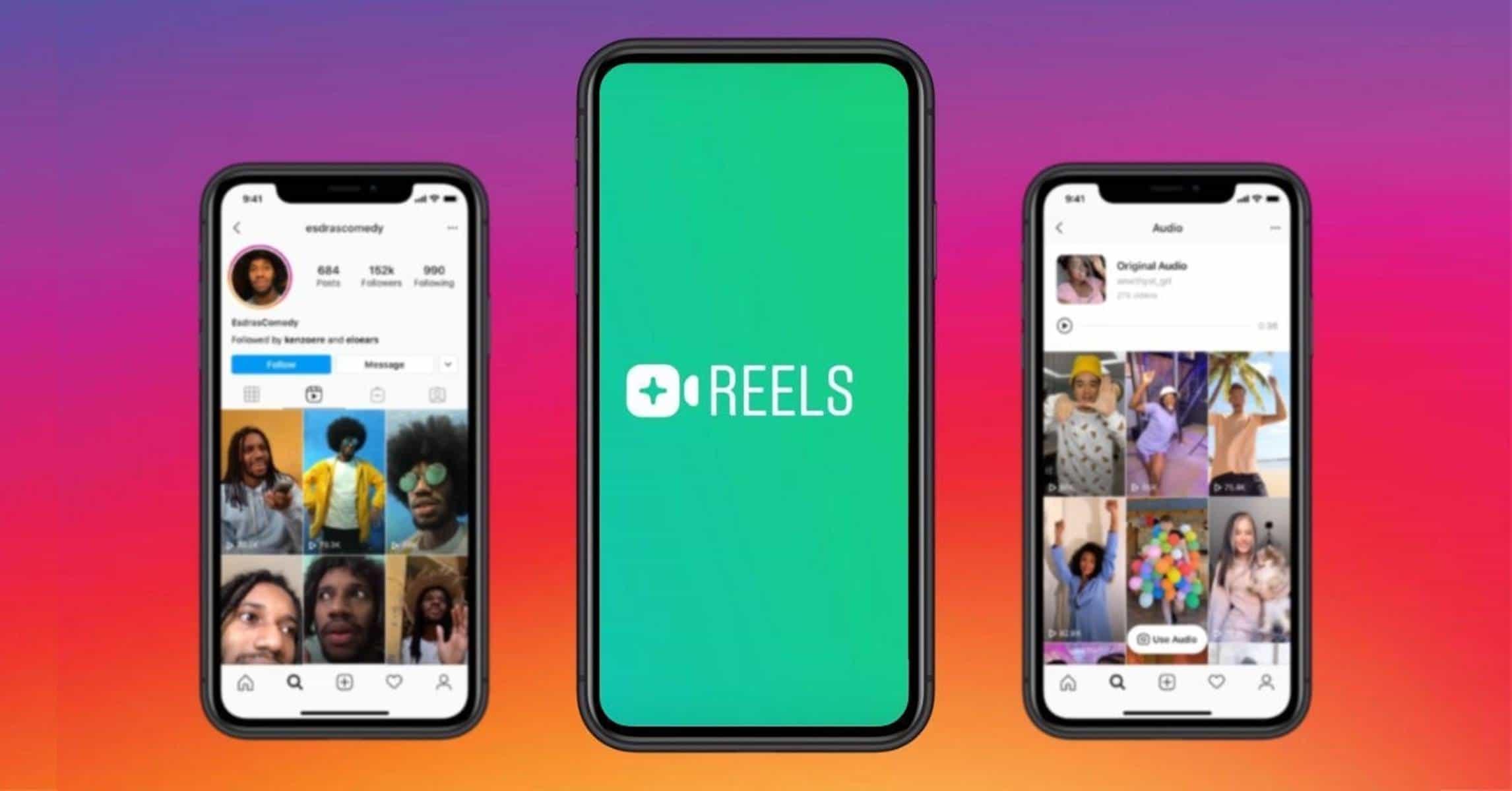 Reels: i primi aggiornamenti della nuova funzionalità di Instagram